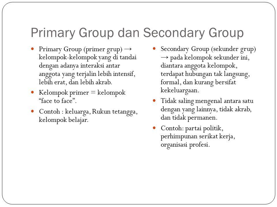 Kelompok-kelompok Sosial yang Tidak Teratur: 2.Publik → khalayak umum atau khalayak ramai.