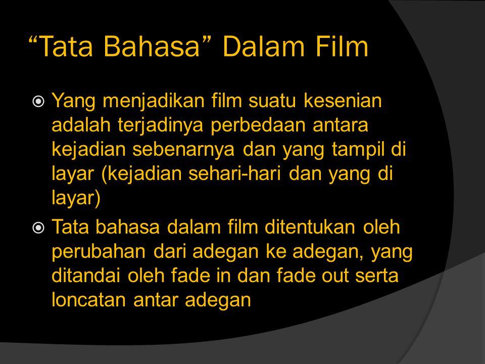 Adaptasi antara Novel dan Film  Masalah-masalah dalam adaptasi ; 1.