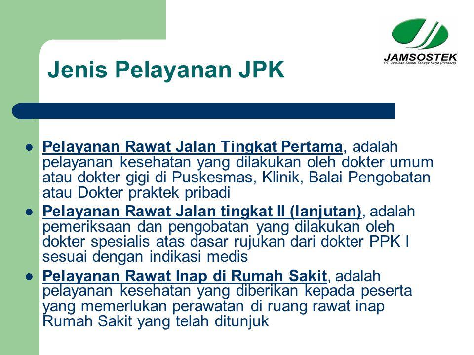 Hal-hal yang tidak menjadi tanggung jawab badan penyelenggara (PT Jamsostek (Persero) 1.