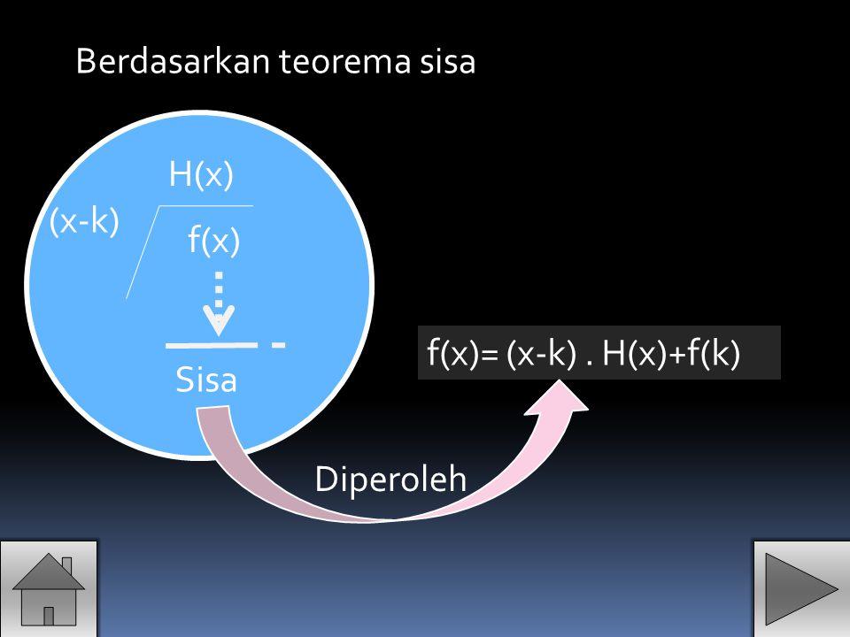Teorema Faktor Nilai Suku Banyak Contoh soal Penjumlahan Suku Banyak Pengurangan Suku Banyak Perkalian Suku Banyak Kesamaan Suku Banyak Pembagian Suku Banyak Teorema Sisa