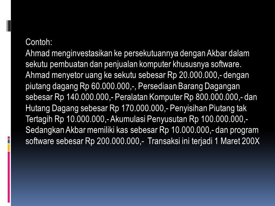 """Firma """"PENANTIAN"""" Neraca Per 31 Juli 1997 ( Rp.000) Kas 35.000.000 Hutang lancar 180.000 Piutang dagang 200.000 Hutang jk.panjang 10.000.000 Cad. Keru"""