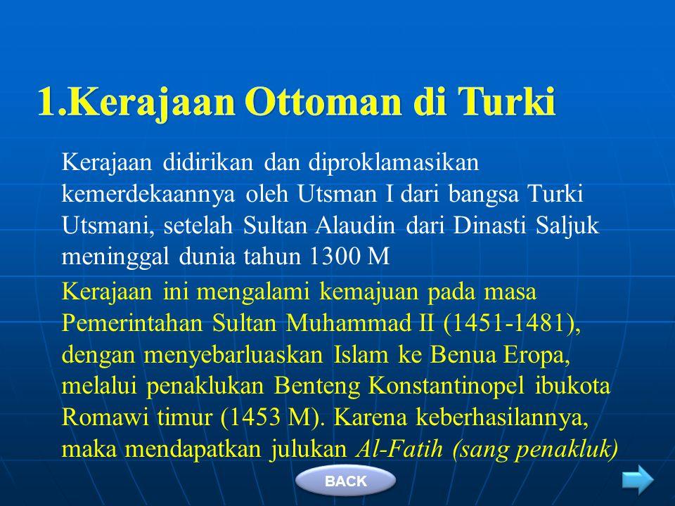 Pada periode klasik, Islam mengalami masa kemajuan dan keemasan, ditandai dengan:  Sangat luasnya wilayah kekuasaan Islam yang utuh  Adanya integras