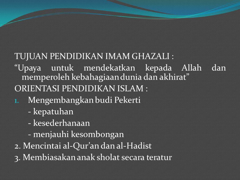 Karya-Karya Imam Al Ghazali Imam Al Ghozali termasuk penulis yang tidak terbandingkan lagi, kalau karya imam Al Ghazali diperkirakan mencapai 300 kita