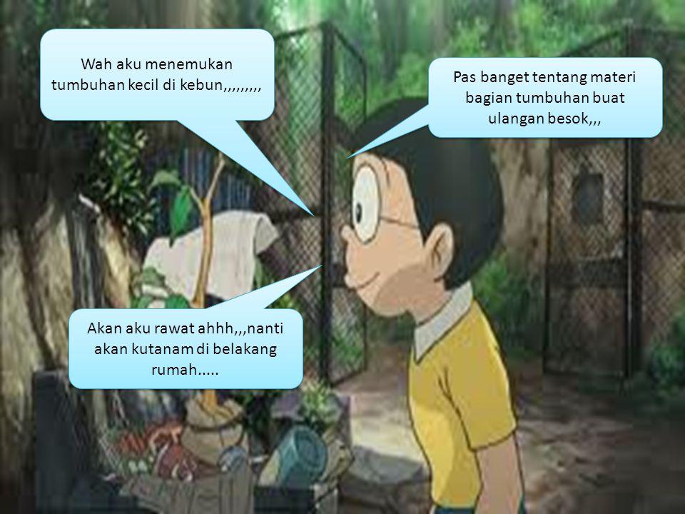 Doraemon sedang apa??.