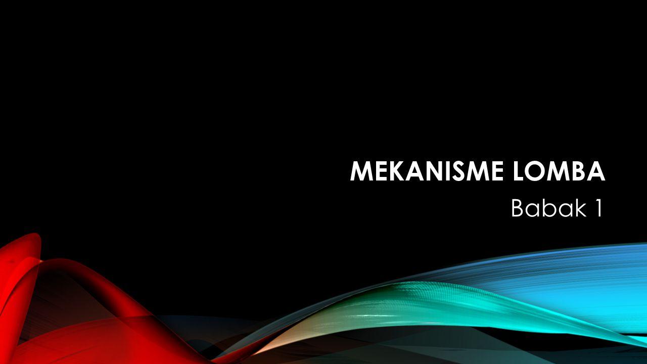 MEKANISME LOMBA Babak 1