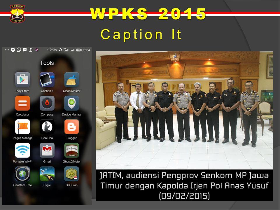 WPKS 2015 Caption It Caption It