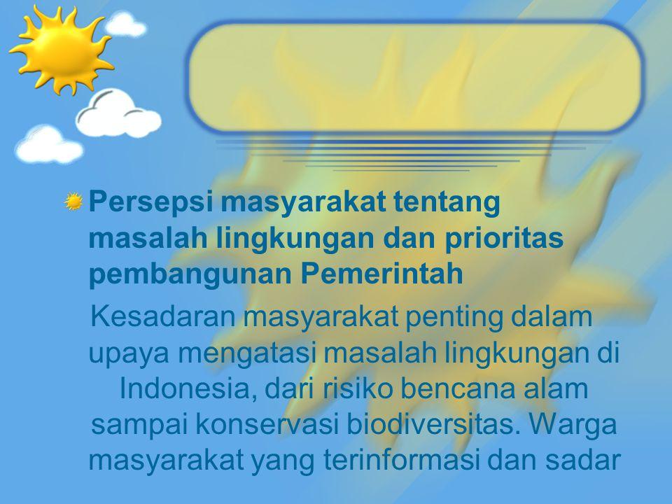 Manfaat sosial, lingkungan dan ekonomi, risiko dan biaya langkah- langkah alternatif pembangunan Di Indonesia, kebijakan energi, praktek sektor kehutanan dan masalah perubahan iklim saling berhubungan erat