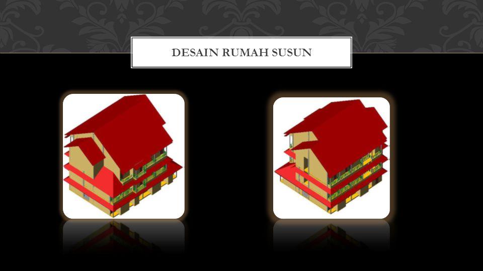 DESAIN RUMAH SUSUN