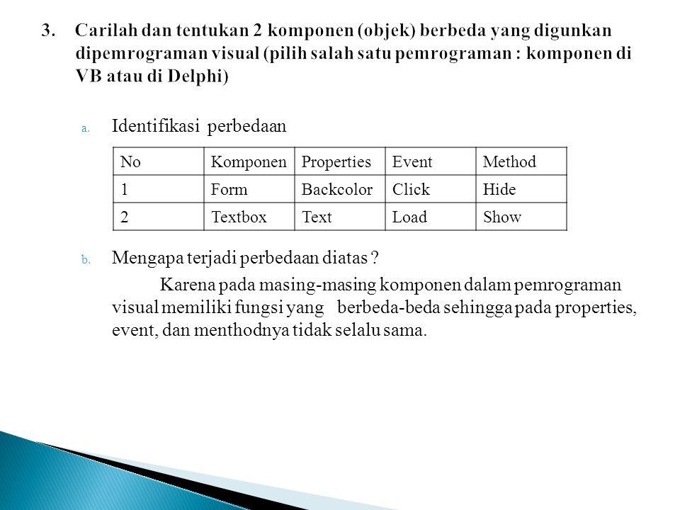 Jawab  Caption  Top  Font  Left  Visible