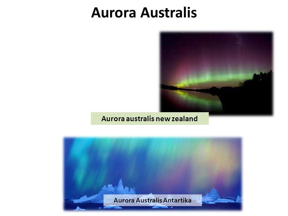 Aurora Australis Aurora australis new zealand Aurora Australis Antartika