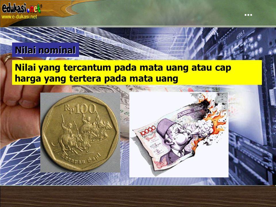 Alat Pembayaran Luar Negeri E.Tujuan Penggunaan devisa 1.