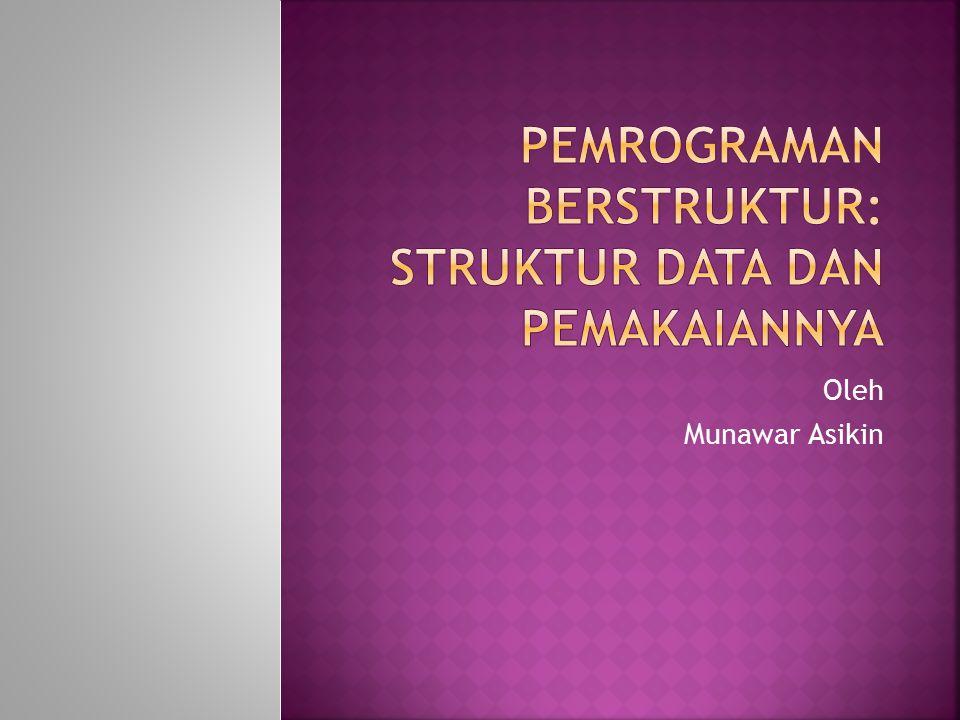  Struktur Data Base  Kalkulator Interpreter Foxpro  Desimal Akurasi Suatu Bilangan  Variabel: Nama dan Jenis  Operator dan Ekspresi  Lokasi Memori Variabel Sistem  Konversi Jenis Data