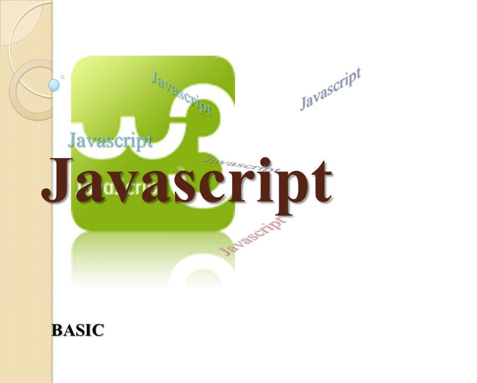 Javascript BASIC Javascript