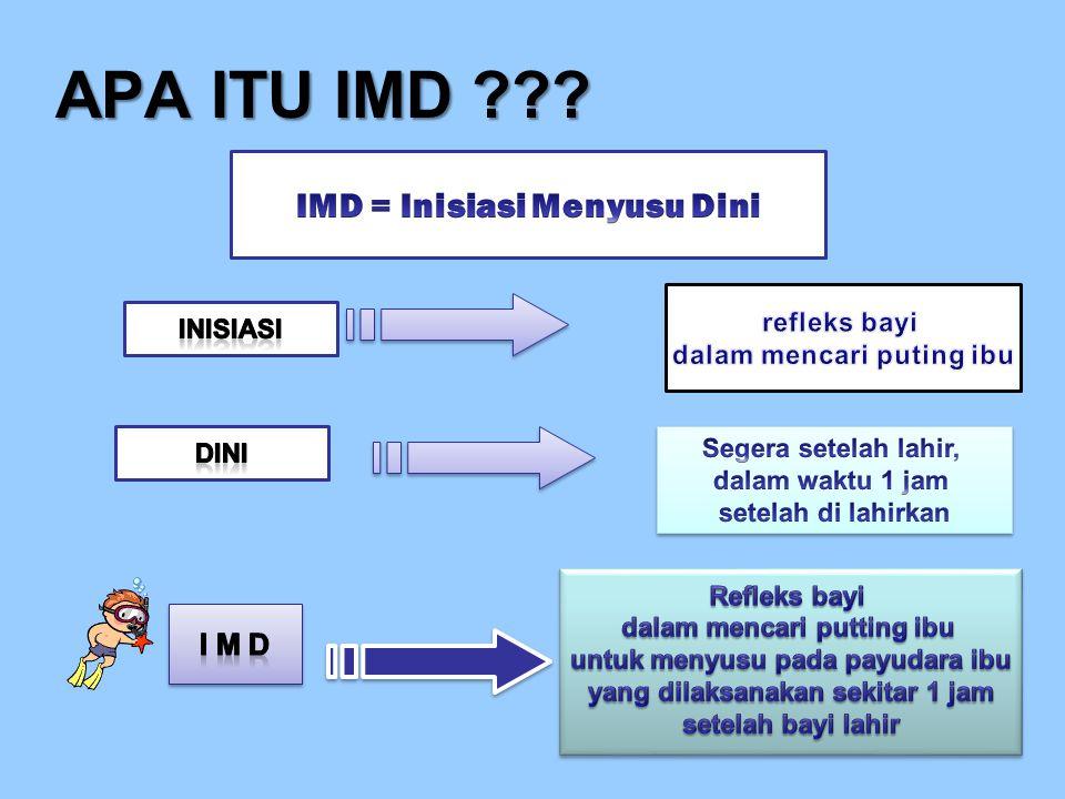 APA ITU IMD ???