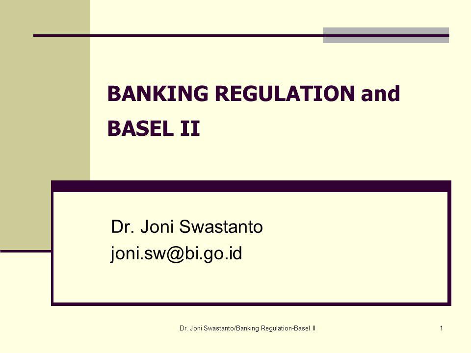 12 Perlunya Regulasi Perbankan Dari framework peraturan perbankan di atas, ada (1) principal-agent problem dan (2) corruption Principal-agent problem terjadi pada setiap tingkat.