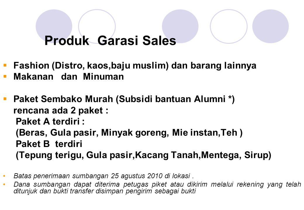 Media promosi 1.Media Cetak  Brosur  Jaring sosial 2.