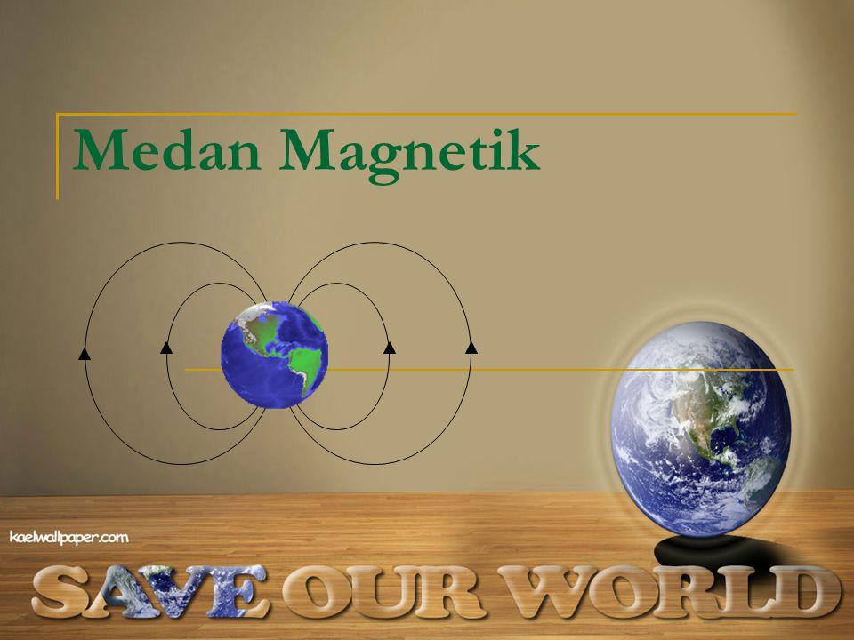 Medan Magnet Adalah ruang magnet dimana gaya magnet masih bisa kita rasakan.