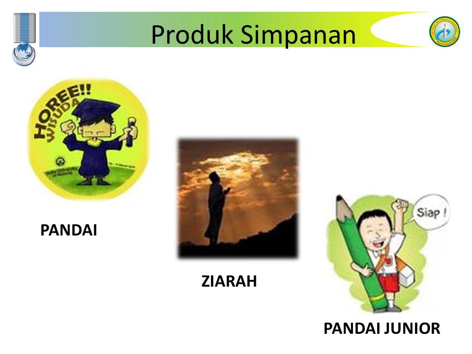Ziarah 1.Produk Simpanan untuk menyiapkan kebutuhan hari raya seperti Idul Fitri, Idul Adha, Natal dll secara lebih baik.