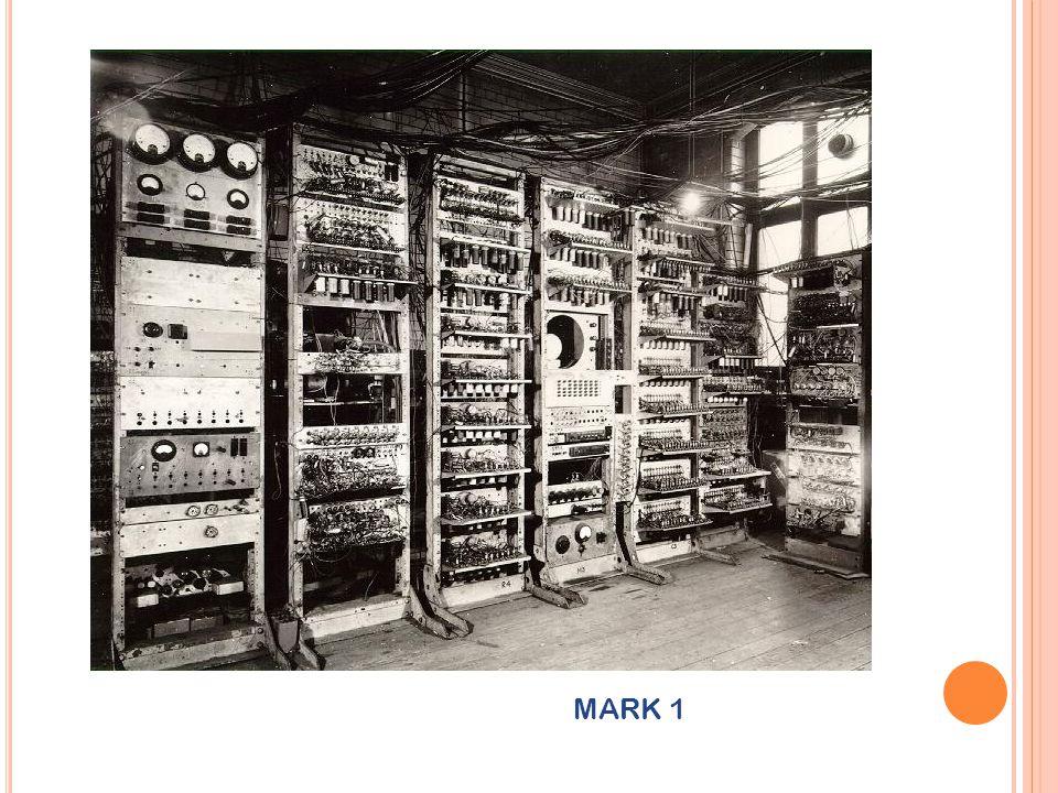 Pada tahun 1953 IBM memproduksi IBM 605 dan IBM 701 yang berorientasi pada aplikasi bisnis dan merupakan komputer paling populer sampai tahun 1959.