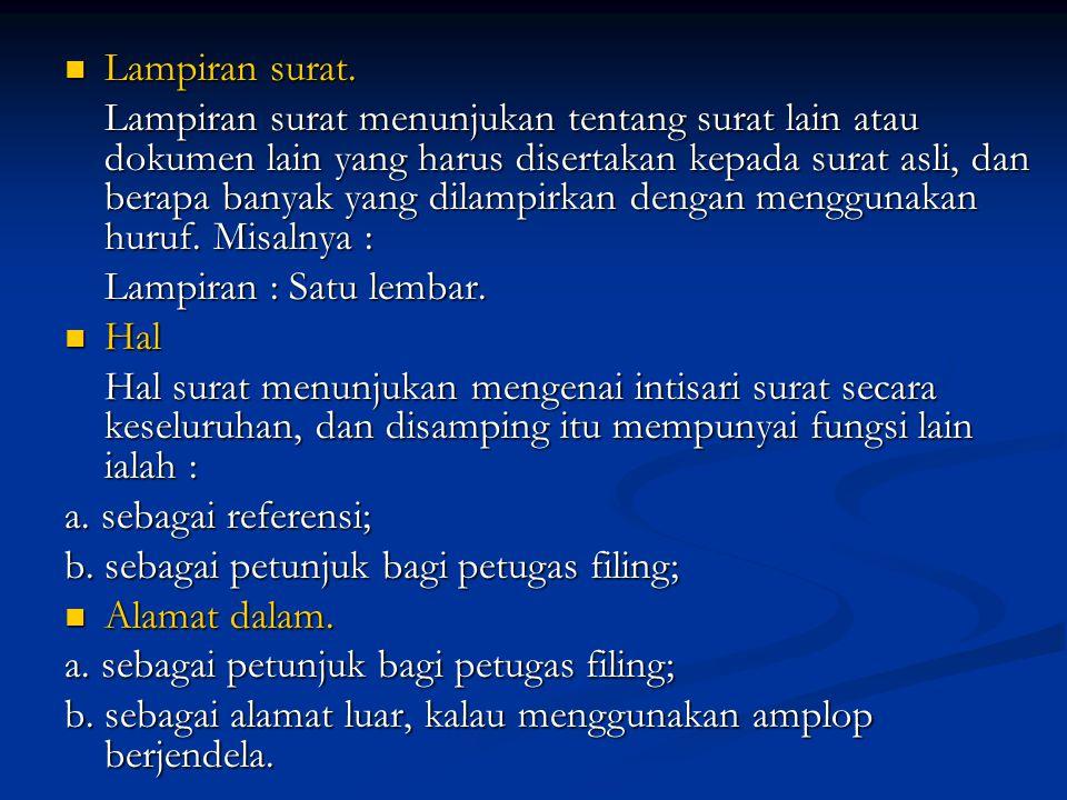 MENILIK FAKULTAS BIOLOGI FormPetugasKonsep KasubbagPimpinan Nomor surat KTU Petugas Mahasiswa Cap dinas arsip