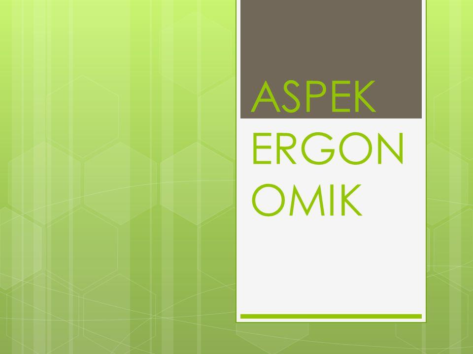 ASPEK ERGON OMIK