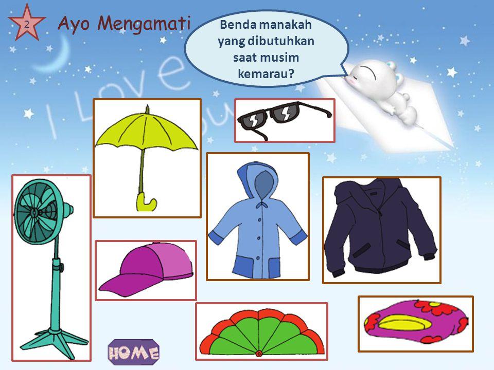 3 Ayo Berkreasi Kaos adalah pakaian yang nyaman dipakai saat musim kemarau karena bahannya yang mudah menyerap keringat.