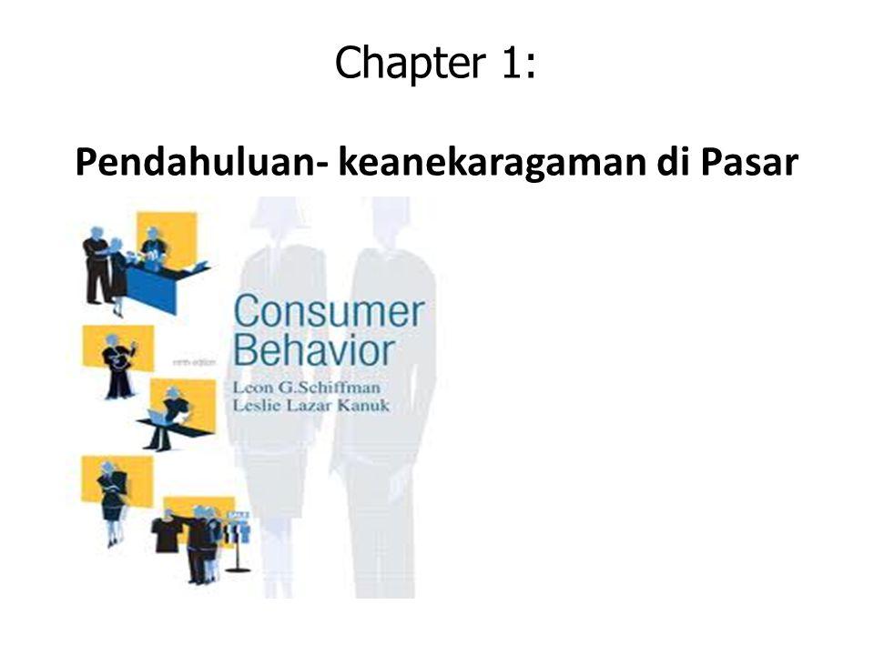 Chapter 1: Pendahuluan- keanekaragaman di Pasar