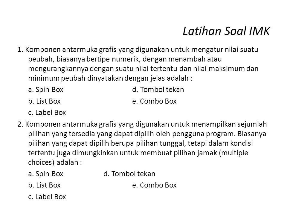 Label Box pada Microsoft Visual Basic 6.0