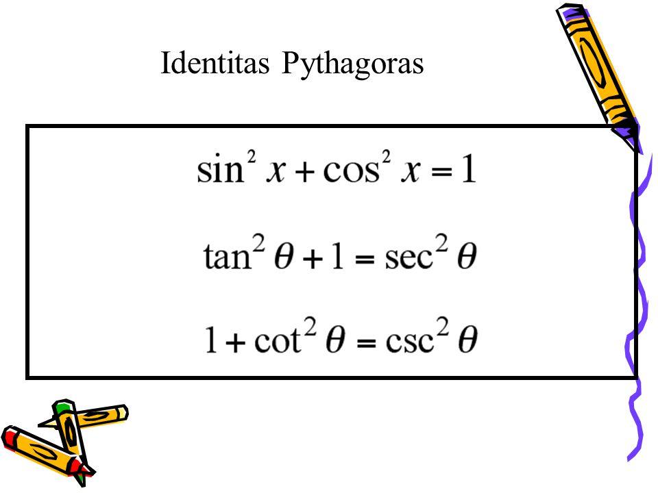 Identitas Pythagoras