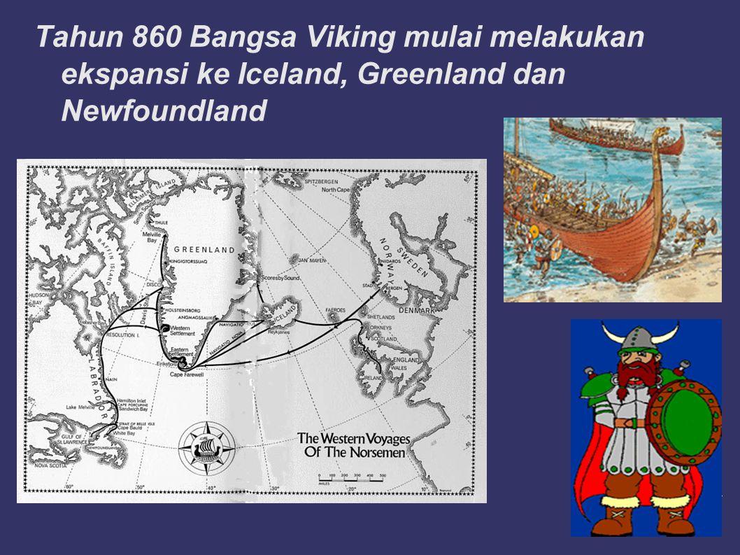 1492 Columbus berlayar ke Amerika Vasco de Gama (1460-1524): sampai ke India