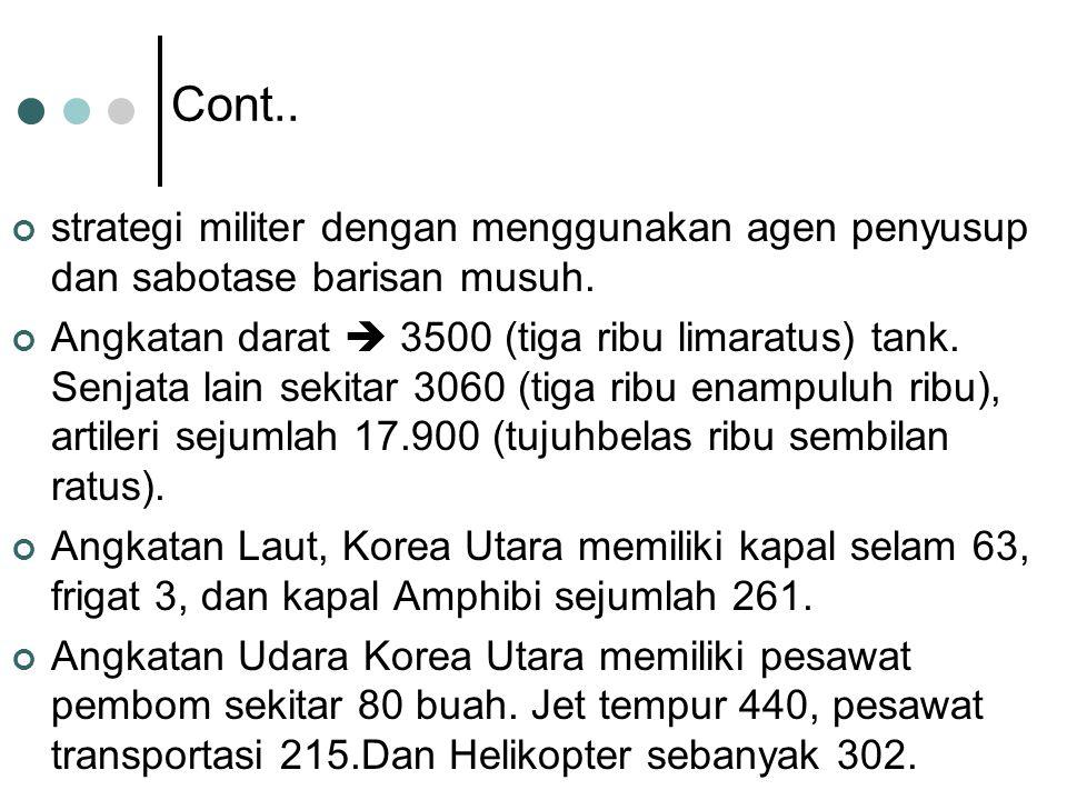 Q Mira: Apa di Korut ada McD.Akses informasi. TNC&MNC bisa masuk korea.