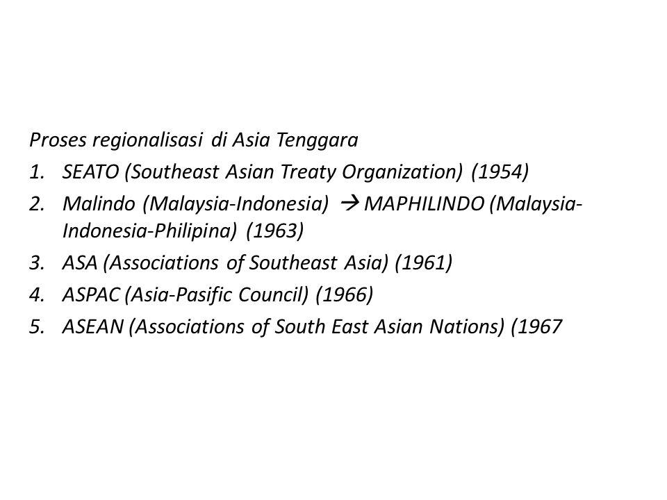 Indonesia Malaysia Thailand Myanmar Laos Vietnam Brunei Darussalam Kamboja Singapura Philipina