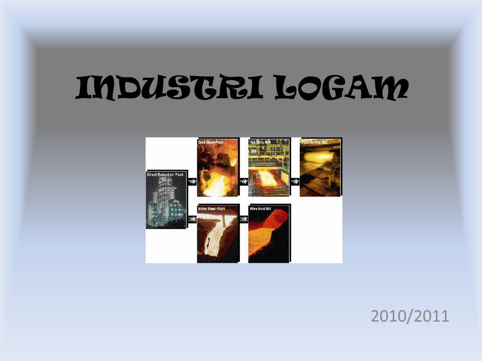 INDUSTRI LOGAM 2010/2011