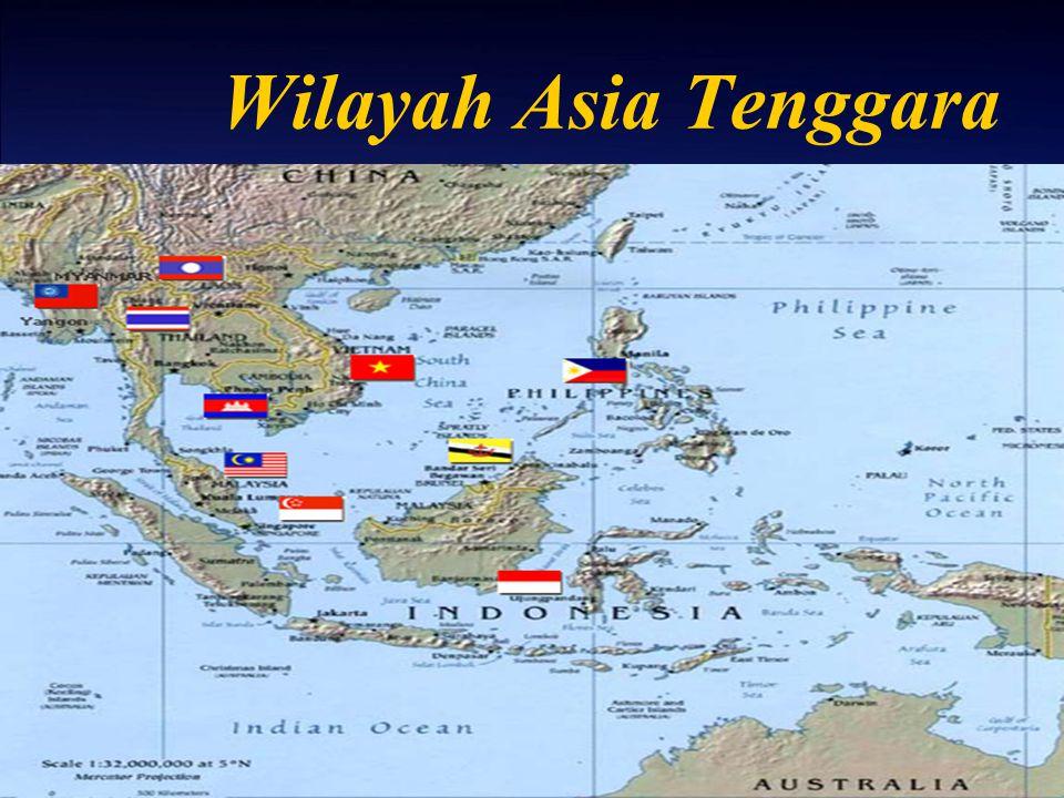 Wilayah Asia Tenggara
