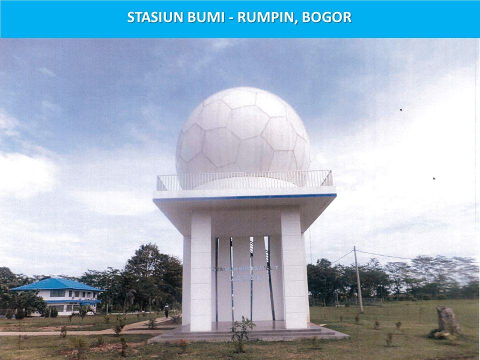 STASIUN BUMI - RUMPIN, BOGOR