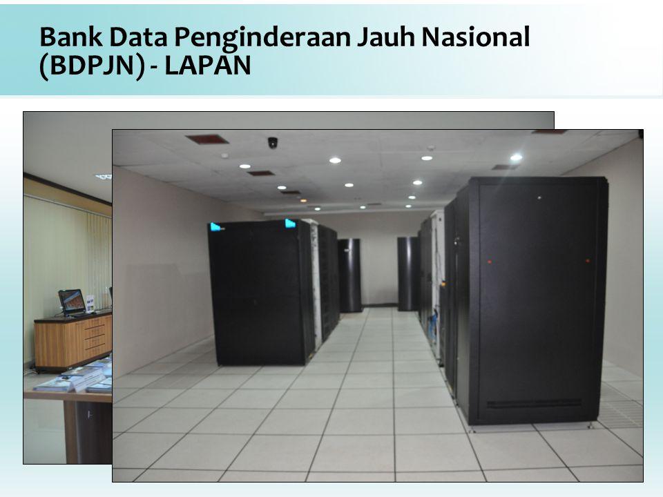 Bank Data Penginderaan Jauh Nasional (BDPJN) - LAPAN