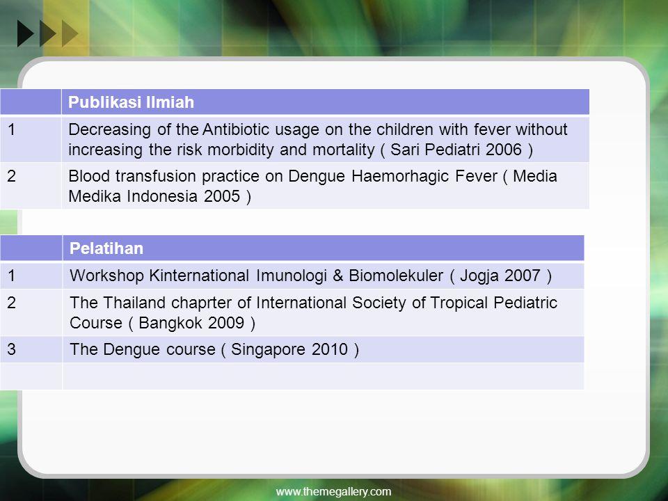 LOGO Peran Uji Mikrobiologi & sensitivitas test UKK Infeksi & Penyakit Tropis IDAI