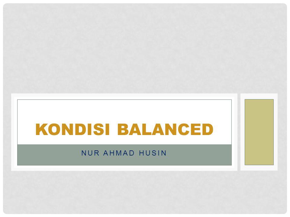 PENGANTAR Kondisi balanced merupakan salah satu kondisi perencanaan dalam perhitungan penulangan lentur.