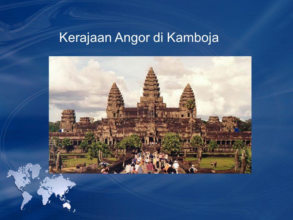 Kerajaan Angor di Kamboja