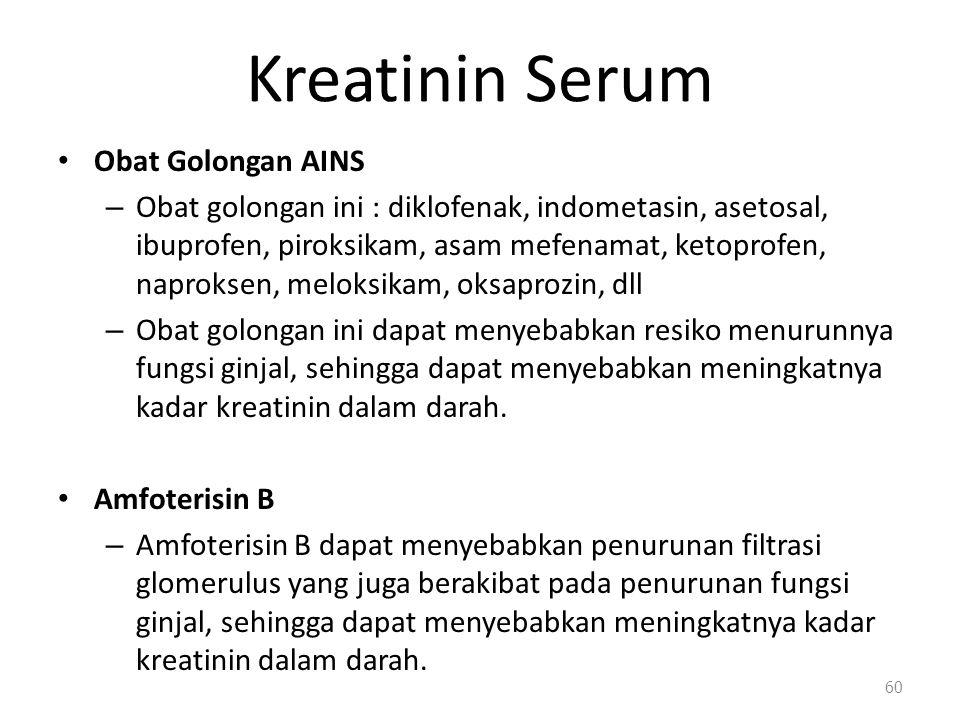 Obat Golongan AINS – Obat golongan ini : diklofenak, indometasin, asetosal, ibuprofen, piroksikam, asam mefenamat, ketoprofen, naproksen, meloksikam,