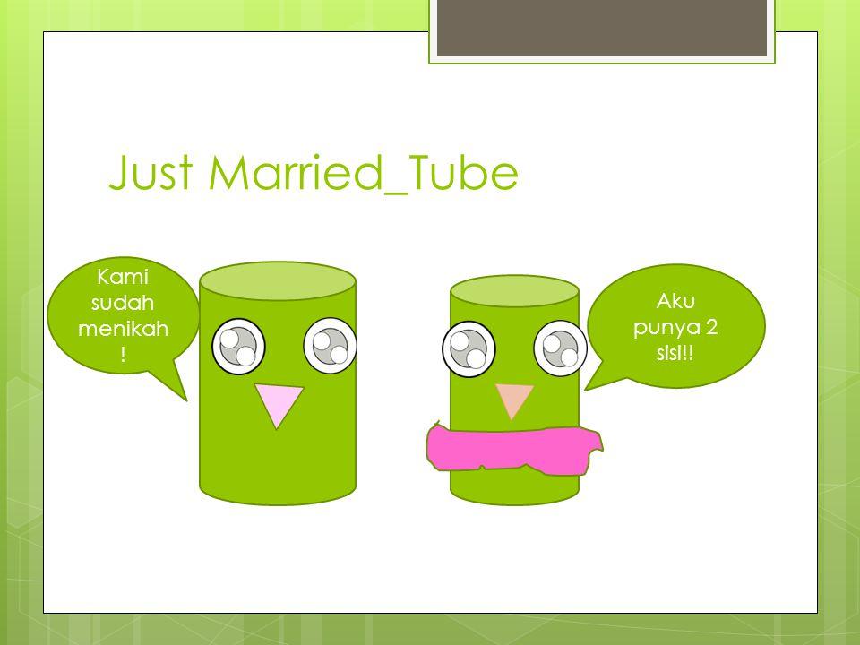 Just Married_Tube Kami sudah menikah ! Aku punya 2 sisi!!