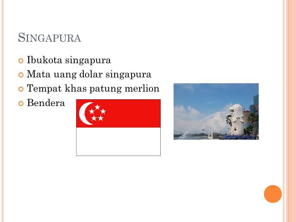 2 KOREA Ibukota: seoul Mata uang: won Tempat khas: nami island Bendera: