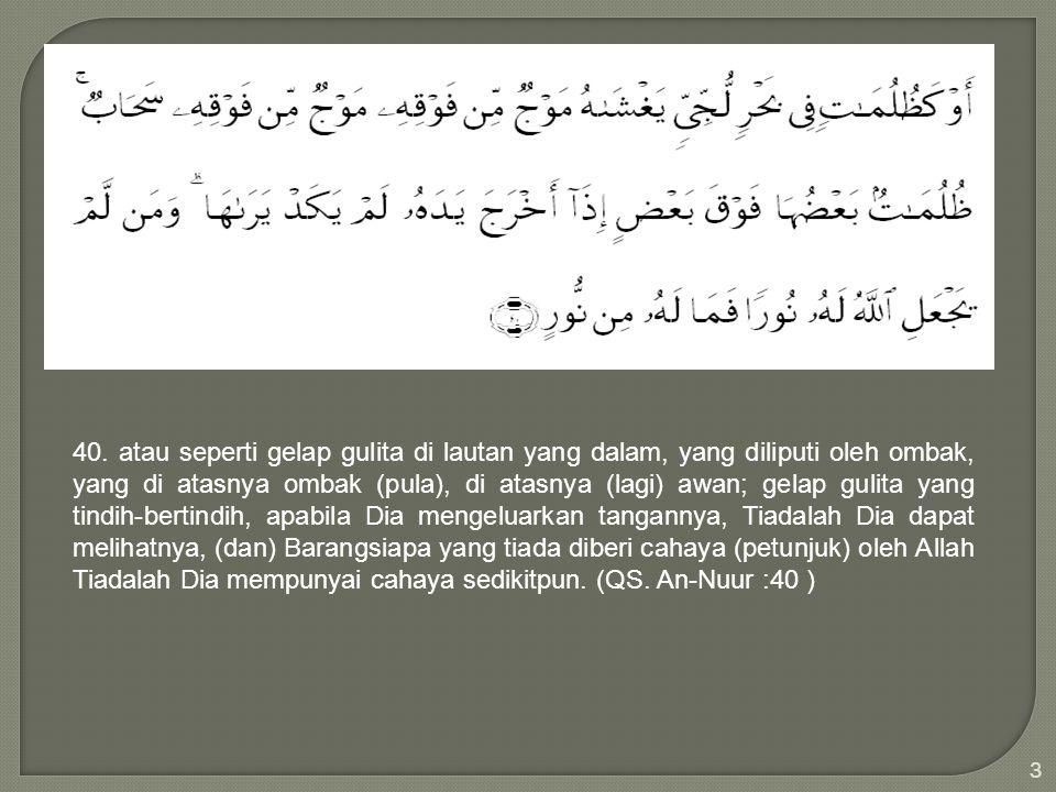 4.ADANYA KOBARAN API DIBAWAH LAUT 6.