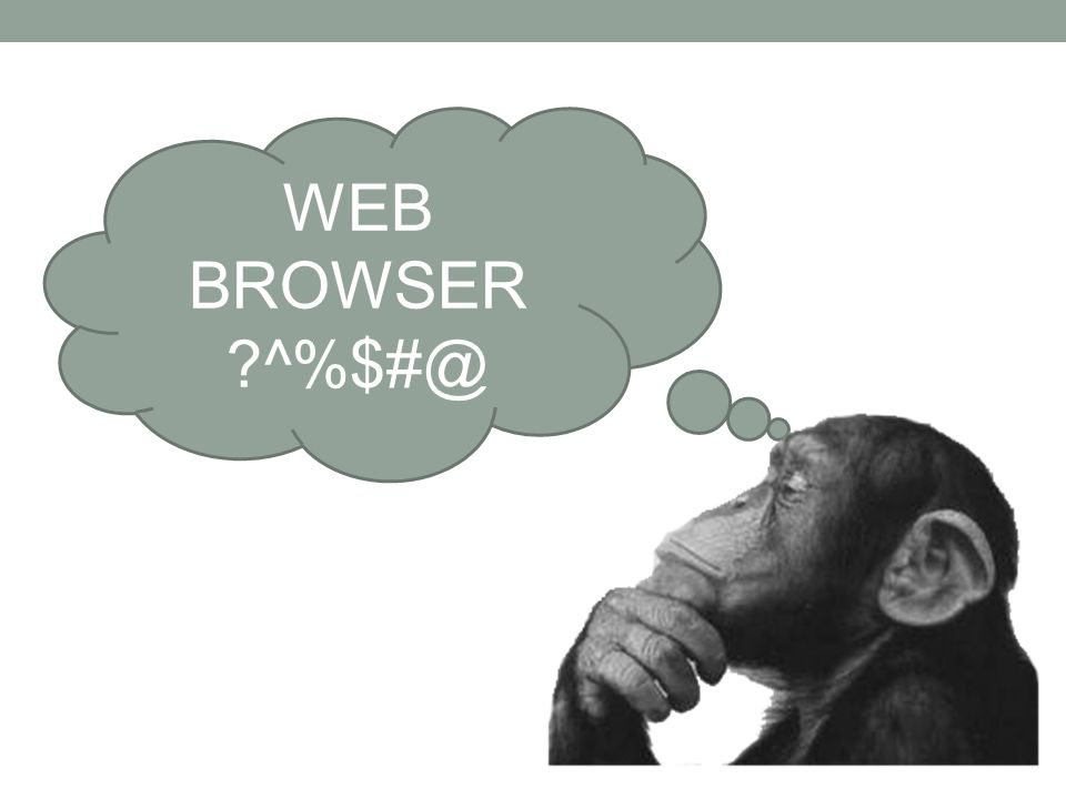 WEB BROWSER ?^%$#@