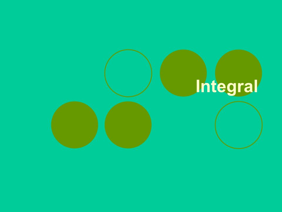 Teorema 3 Teorema penambahan interval Jika f terintegralkan pada suatu interval yang memuat tiga titik a, b, dan c, Maka
