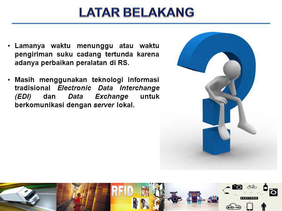 Kurangnya Efisiensi dan Efektivitas pada Tiga Tingkatan Rantai Pasokan : 1.Transportation 2.Storage 3.Retrival Storage