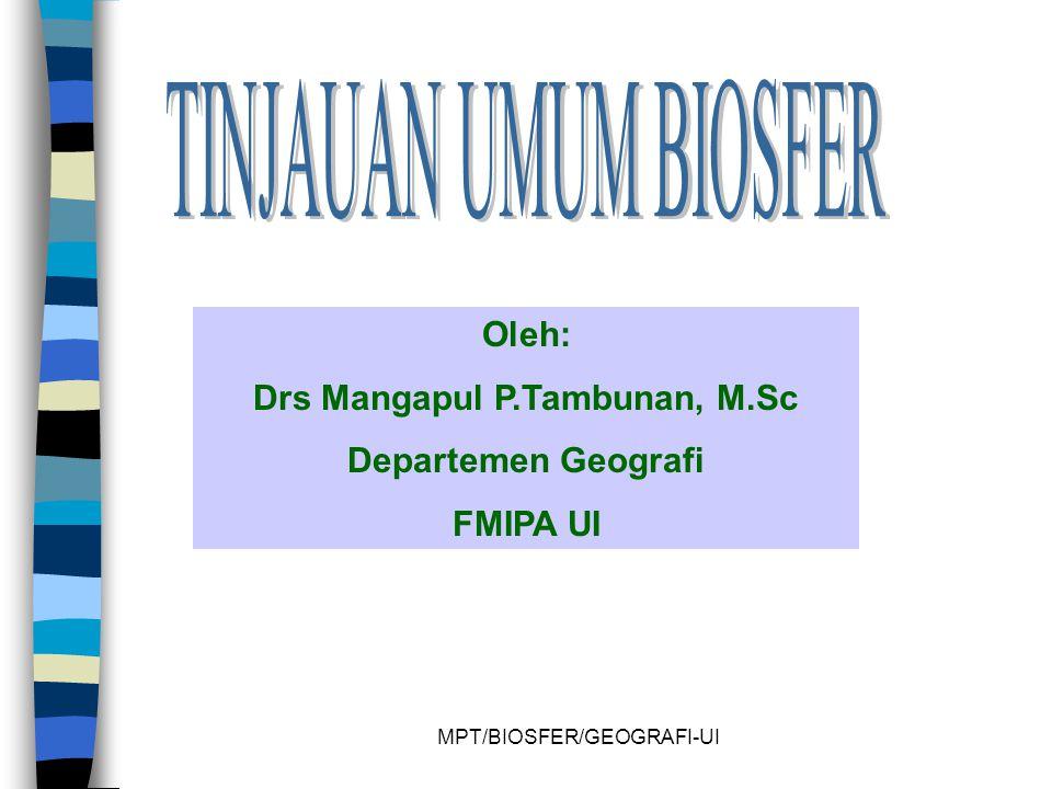 MPT/BIOSFER/GEOGRAFI-UI 1.