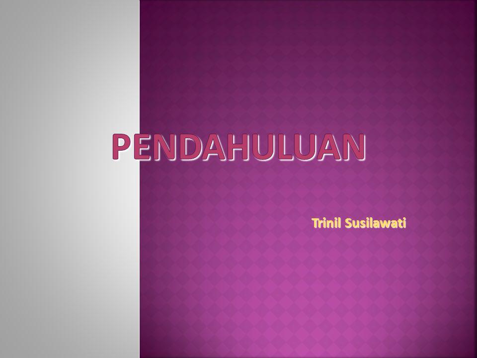 1. Trinil Susilawati, Prof. Dr.Ir. MS 2. Nuryadi, Dr.Ir.MS