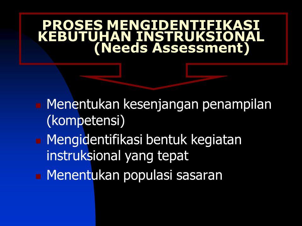 TUJUAN PROGRAM STUDI (performance objectives yang diturunkan dari rumusan kompetensi lulusan) Mk A Mk X MkY Mk ZMk EMk D Mk B Mk C