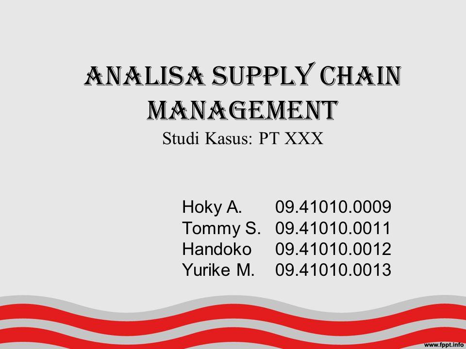 Profile Perusahaan Nama Perusahaan: XXX Lokasi: Driyorejo Jenis Industri: Daur ulang plastik Jumlah TK: 50 Orang Omzet/thn: 12-13 M Struktur Organisasi